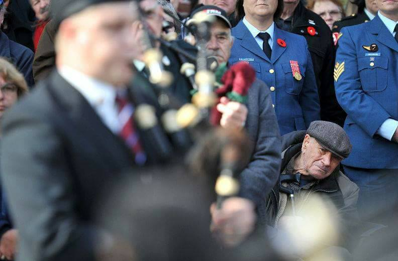 Barrie Remembrance Day 2015