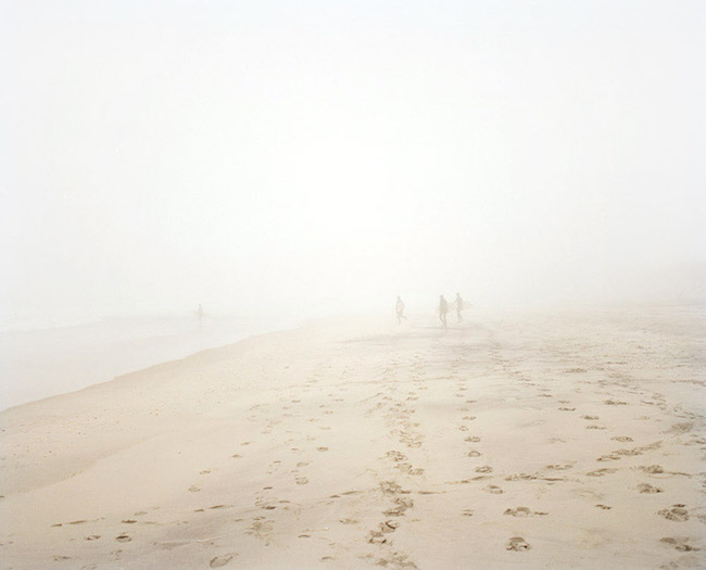 Jonathan Smith,  Surfers, Sagg Main, New York,  Archival pigment print, 32 x 40 inches, ed. of 10