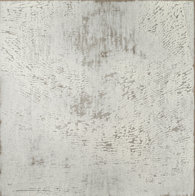 Sky Sway , 2015, Encuastic on linen, 42 x 42 x 2 1.4 inches