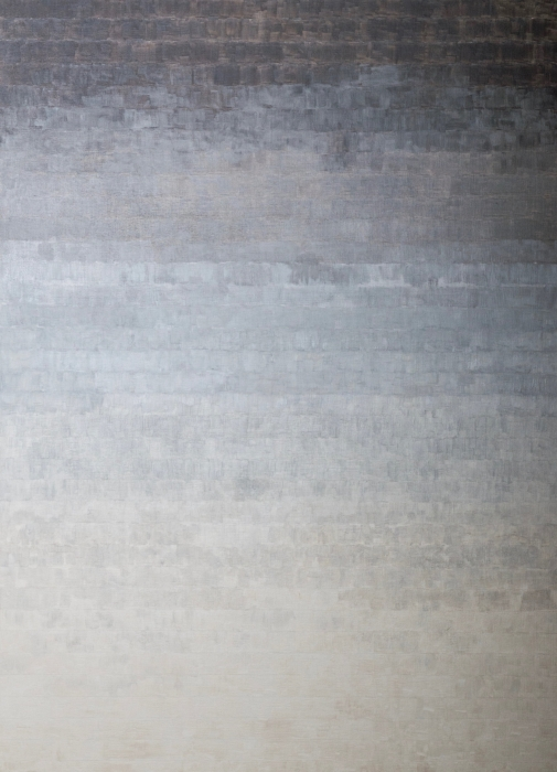 S-239,  2017, Oil on canvas, 72 x 52 inches, SOLD