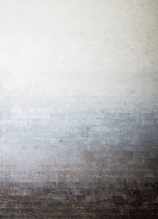 S-240,  2017, oil on canvas, 72 x 52 inches, SOLD