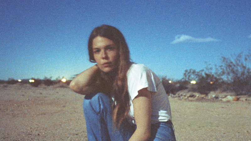 "Maggie Rogers new single, ""light on"" from her upcoming album, ""i heard it in a past life,"""