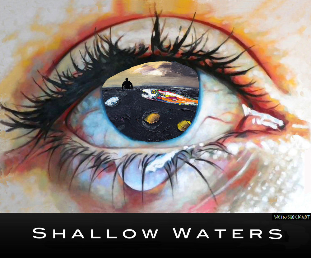 Alameda artist Linda Weinstock's rendering of Shallow Waters.