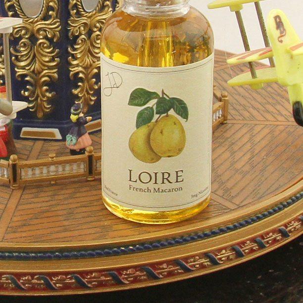 Pear on a Carousel #loirevapeur #vapecbd #eliquid #vapeporn #vapelife #hemp