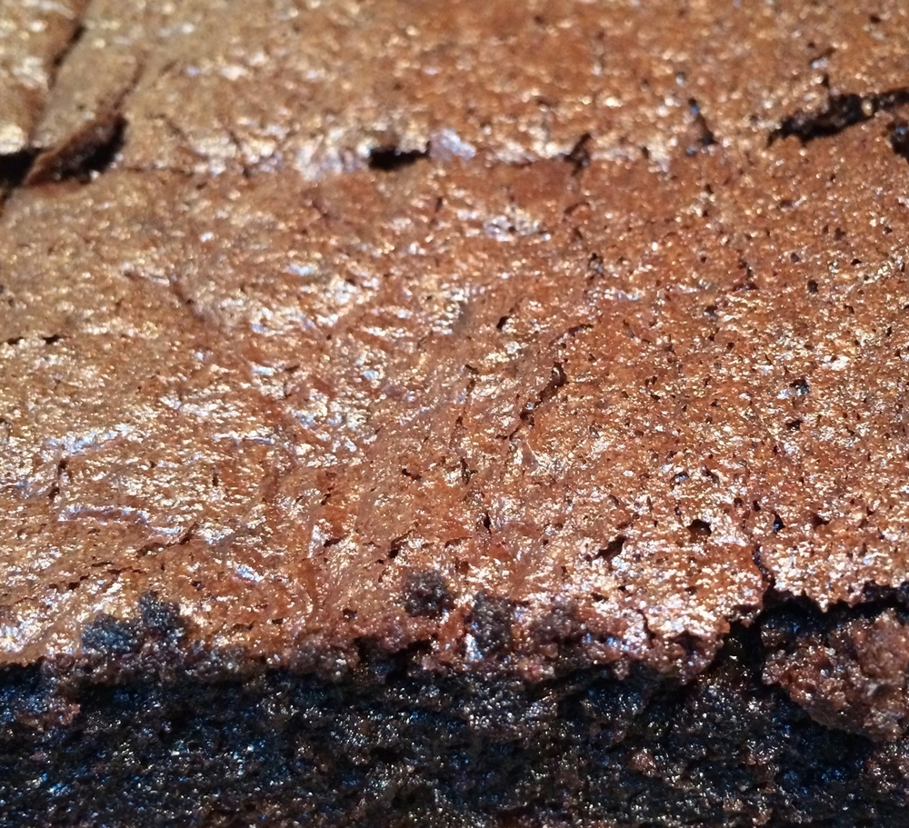 Black Onyx Gluten-Free Brownie