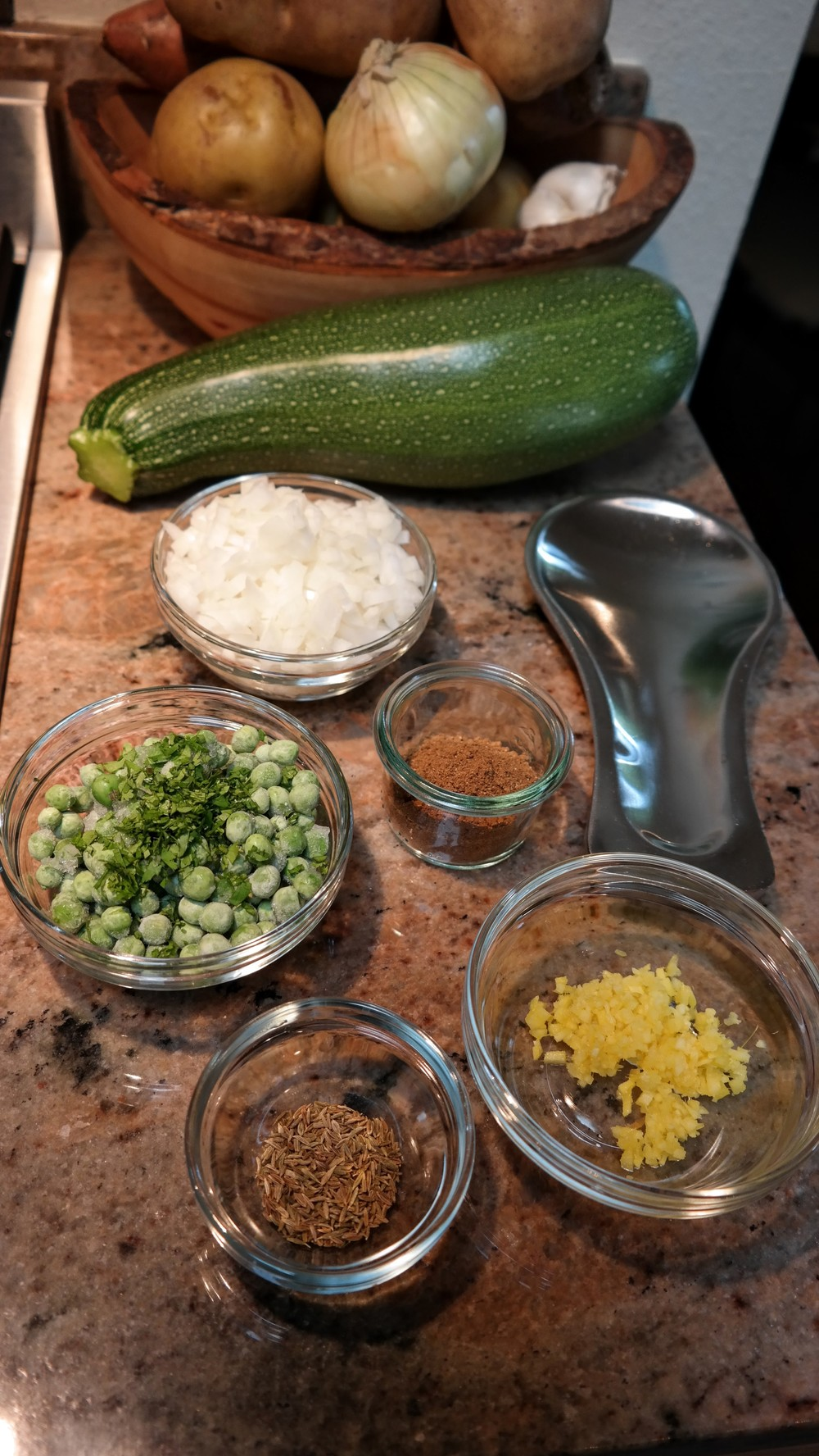 Filling ingredients
