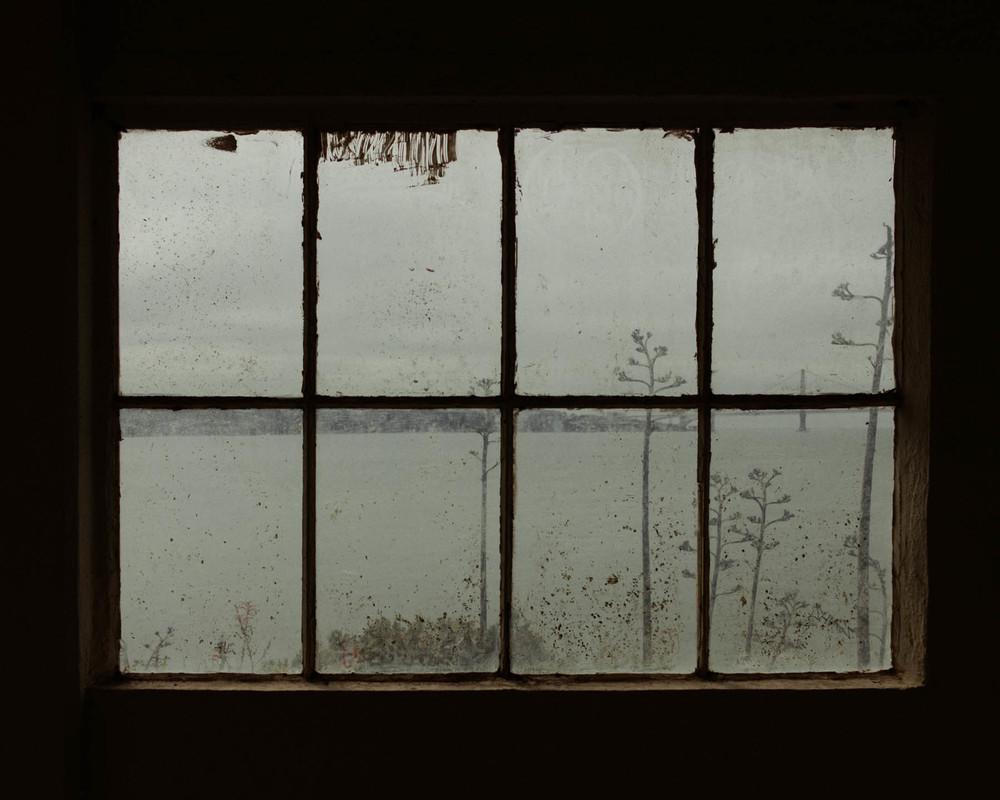WINDOW ALCATRAZ #01