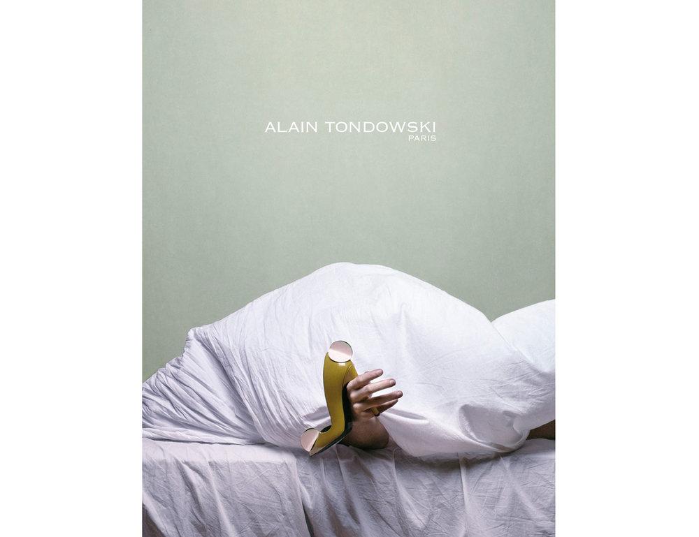 ALAIN TONDOWSKI