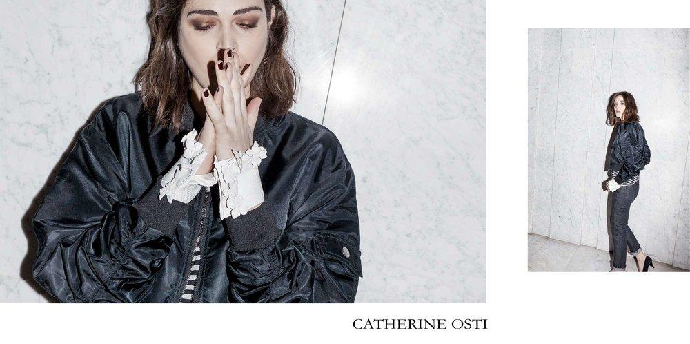 CATHERINE OSTI