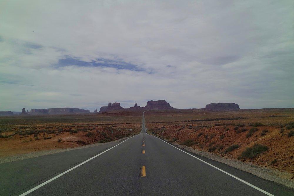La Monument Valley au bout de la route
