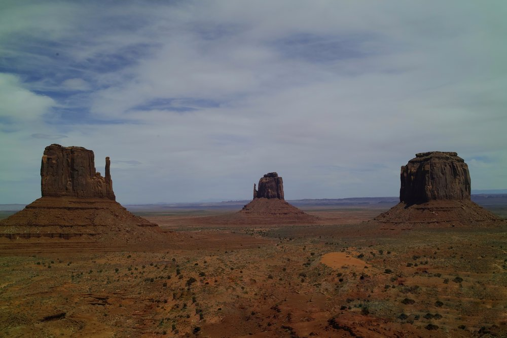 La Monument Valley. Enfin