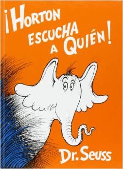 ¡Horton escucha a Quién!