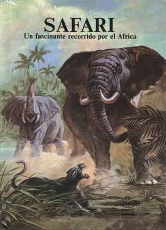Safari: Un fascinante recorrido por el Africa