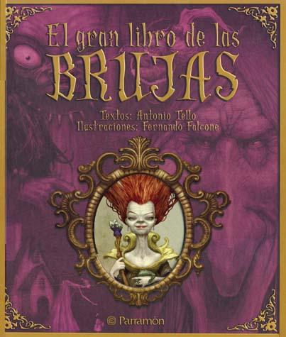 El Gran Libro de las Brujas