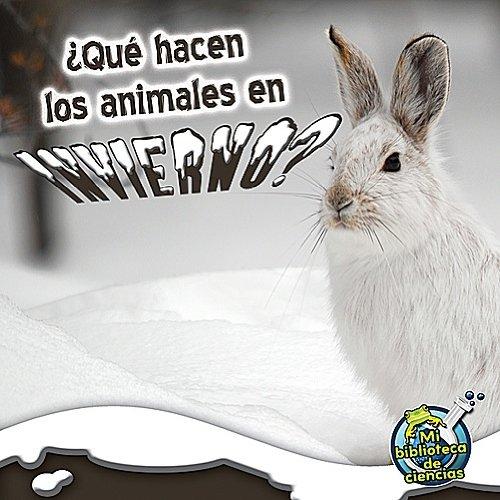 ¿Qué hacen los animales en invierno?