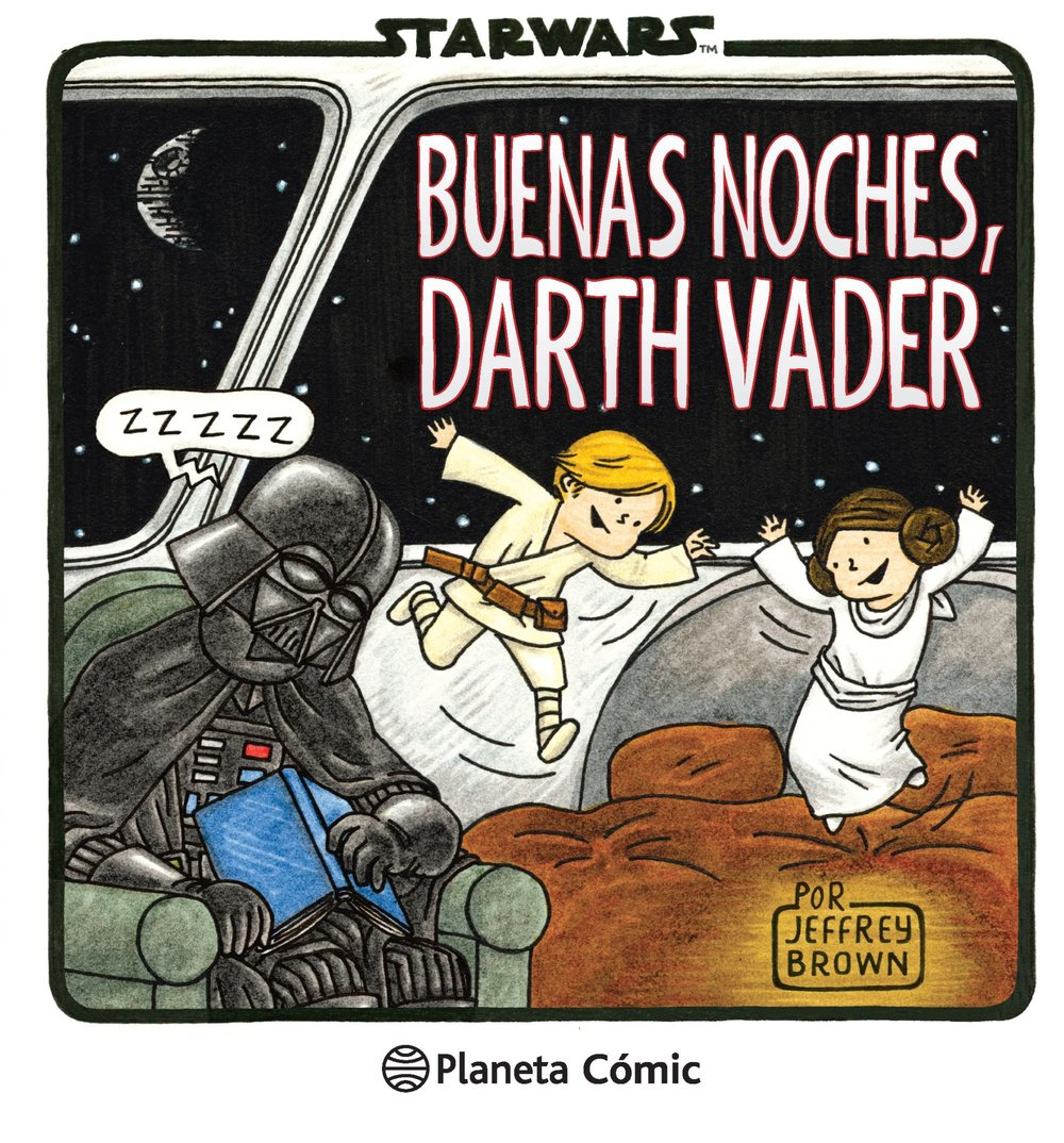 Star Wars: Buenas Noches Darth Vader