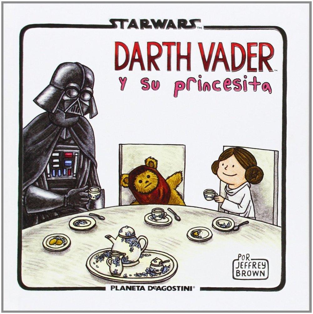 Star Wars: Darth Vader y su princesita