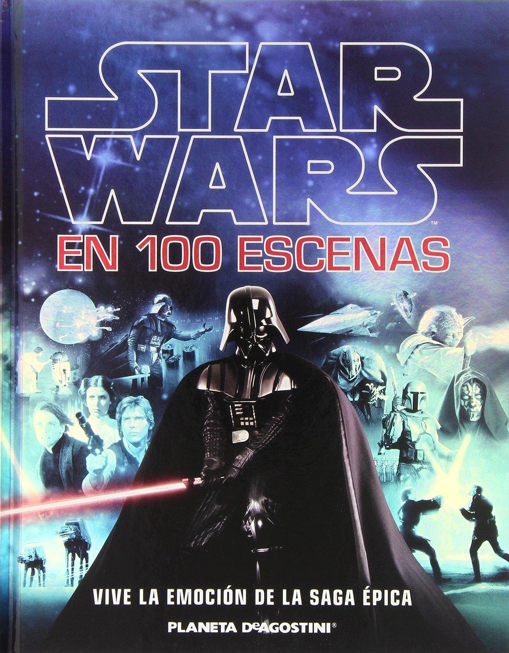 Star Wars: En 100 Escenas