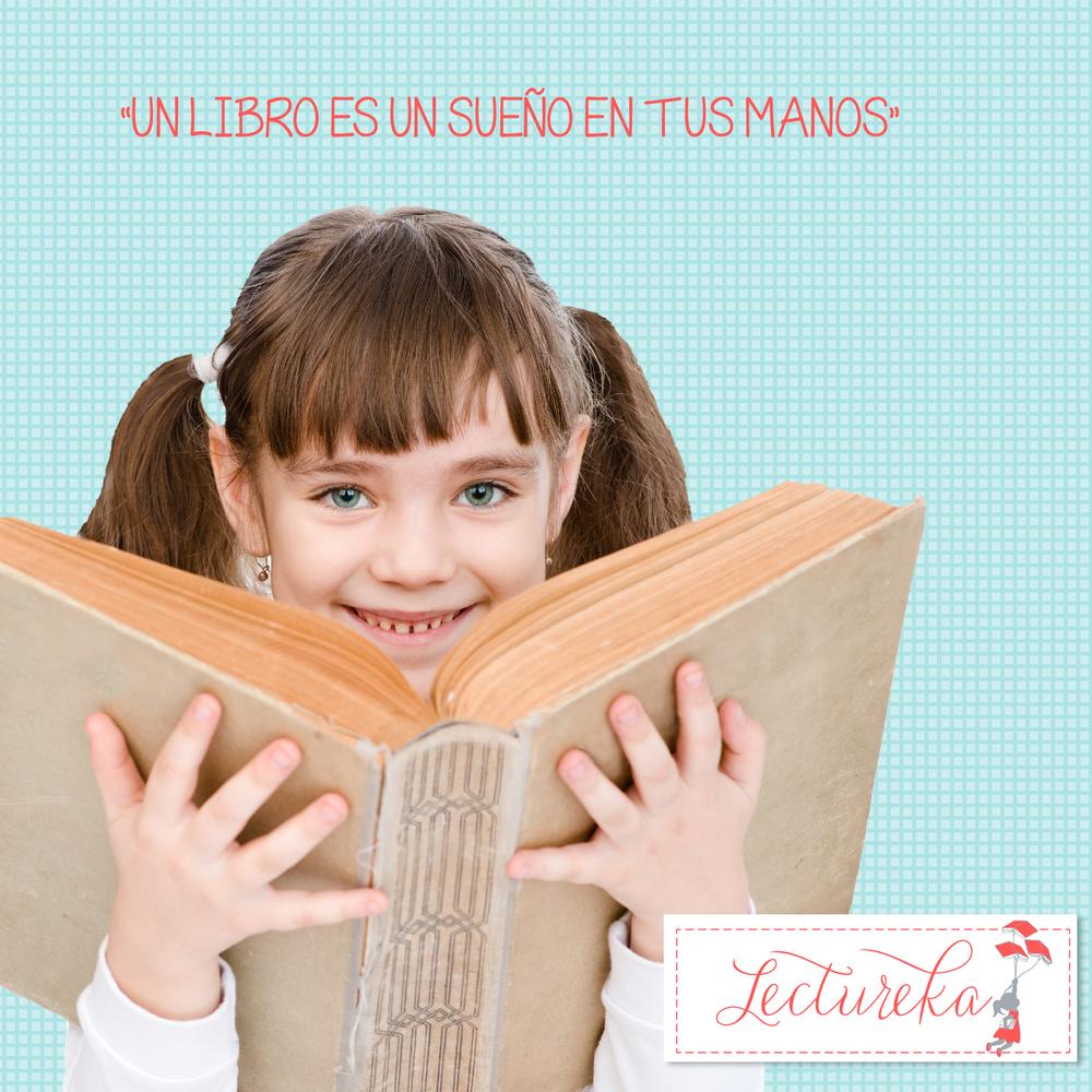 """Frases Célebres: """"Un libro es un sueño en tus manos"""""""