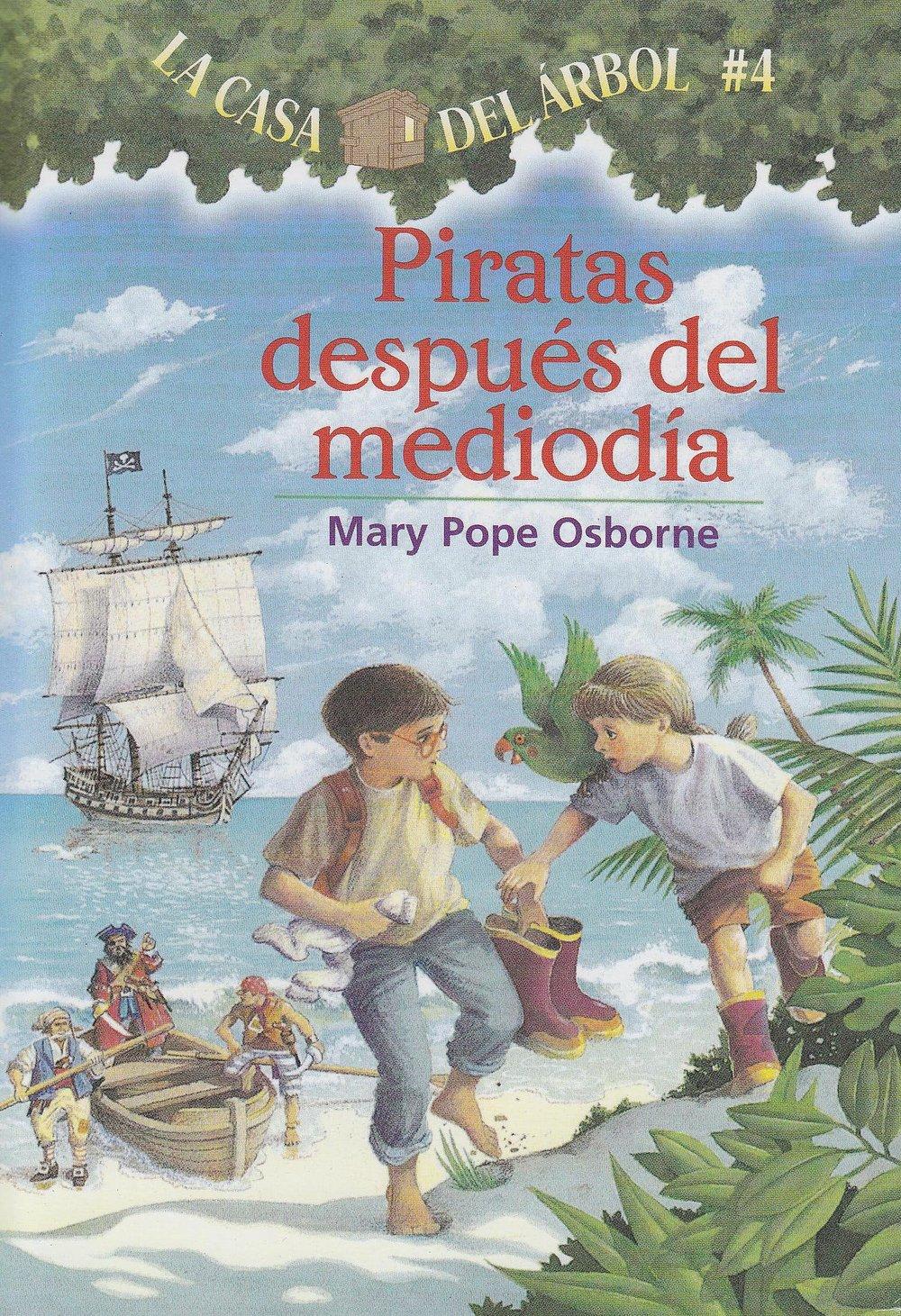 La Casa del Árbol: Piratas después del mediodía
