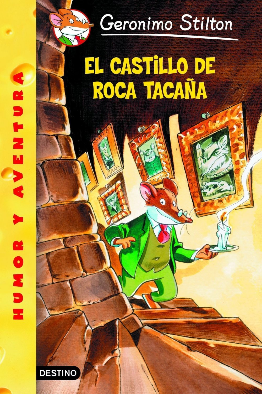 Geronimo Stilton: El castillo de roca tacaña