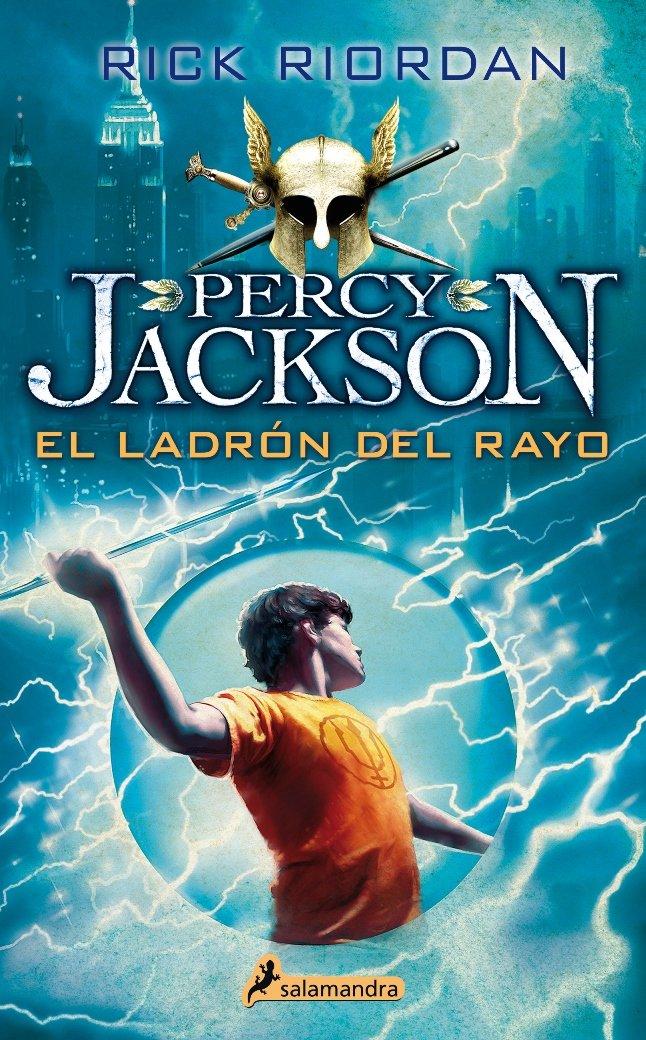 Percy Jackson: El ladrón del rayo