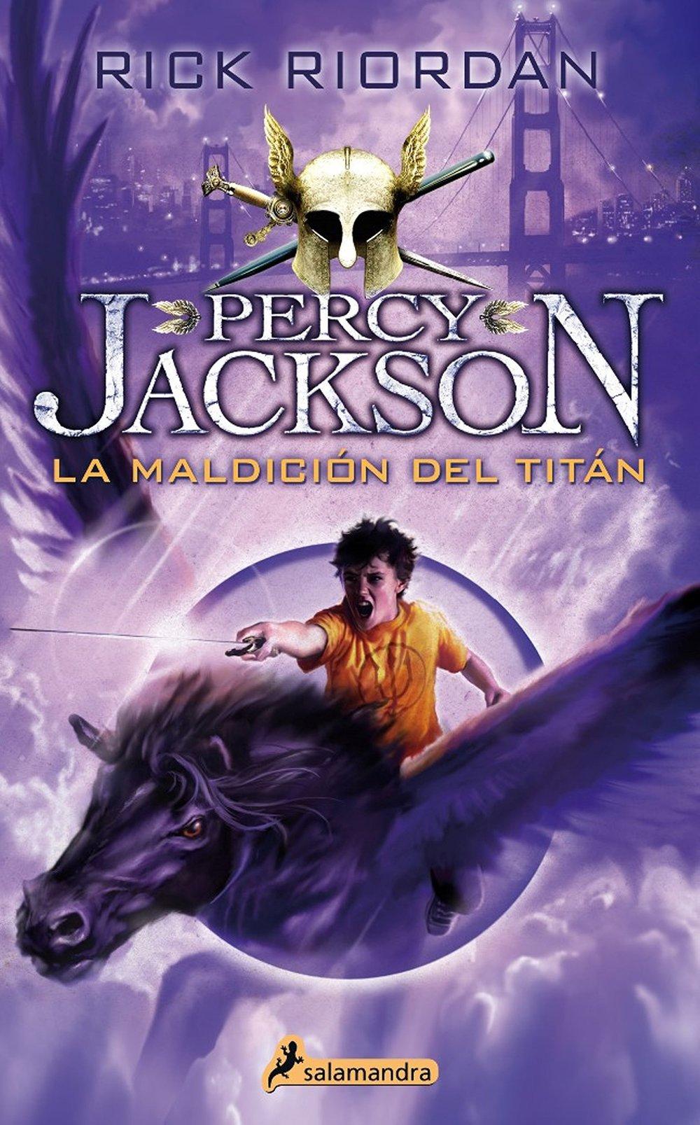 Percy Jackson: La maldición del Titán