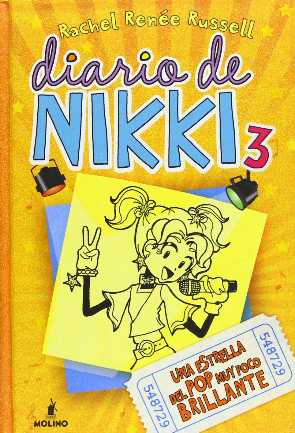 Diario de Nikki 3: una estrella de POP muy poco brillante