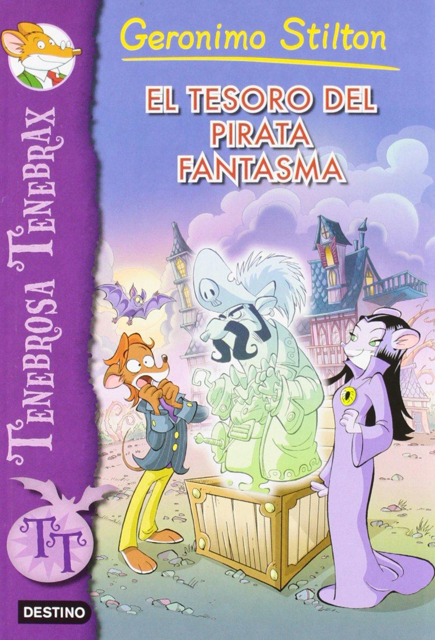 El Tesoro del Pirata Fantasma