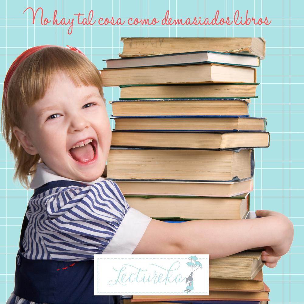 """Frases Célebres: """"No hay tal cosa como demasiados libros"""""""
