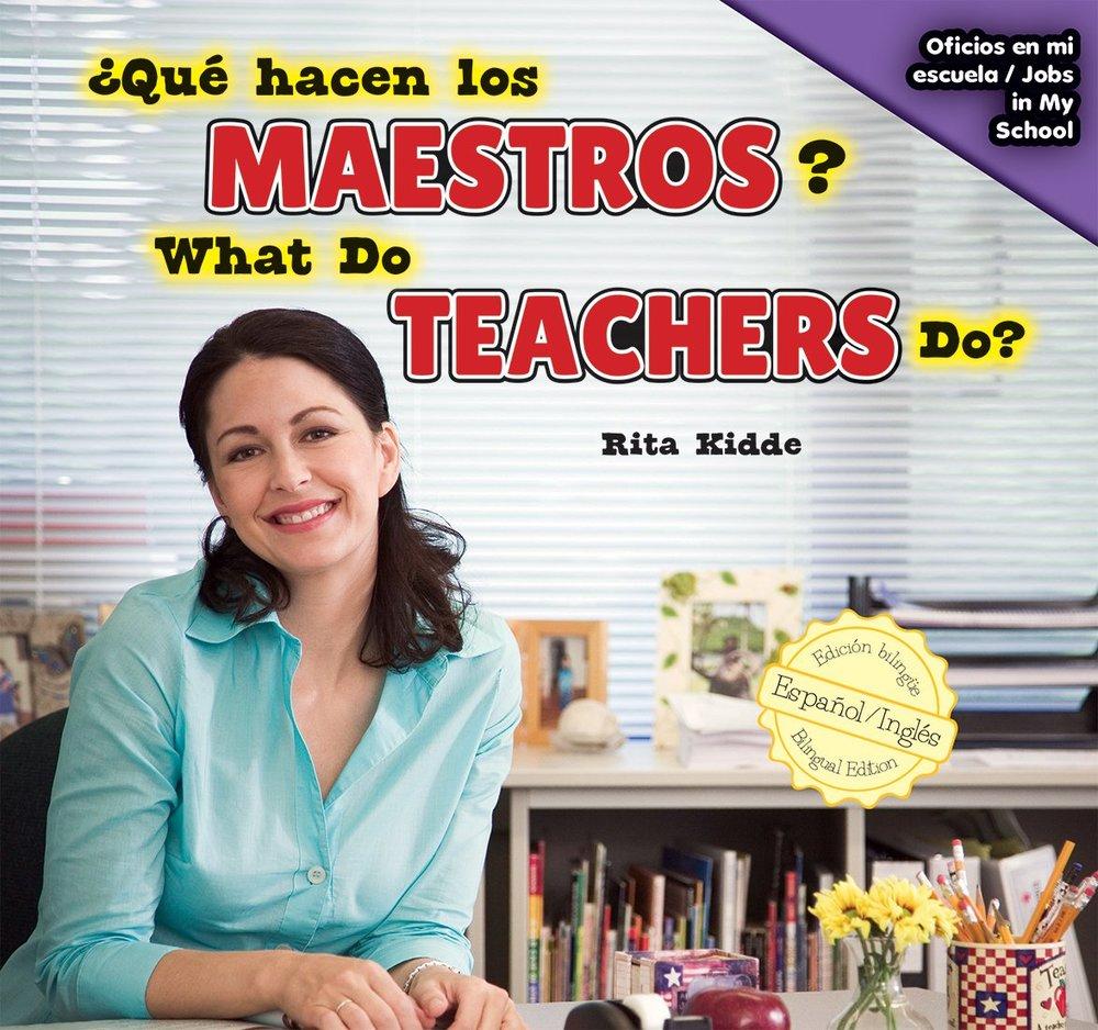 Que hacen los maestros