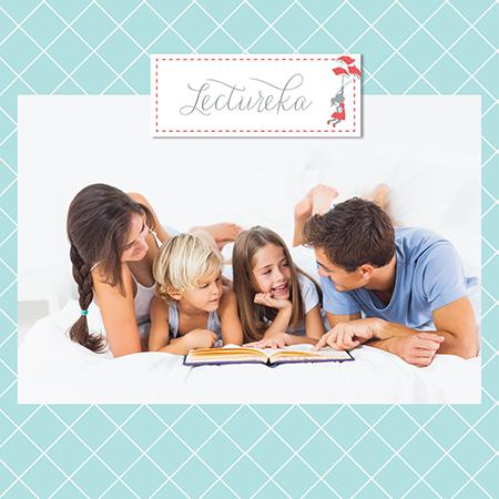 5 maneras de hablar con tus hijos sobre lo que están leyendo