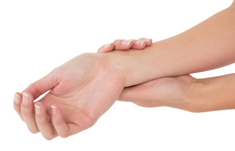Wrist, elbow, shoulder, ankle, knee, foot pain