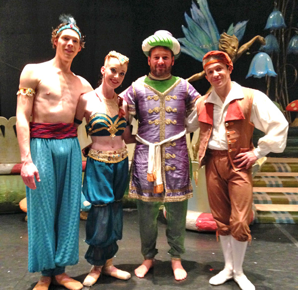 COLorado ballet nutcracker