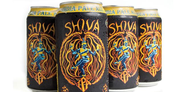 A Shiva six-pack.