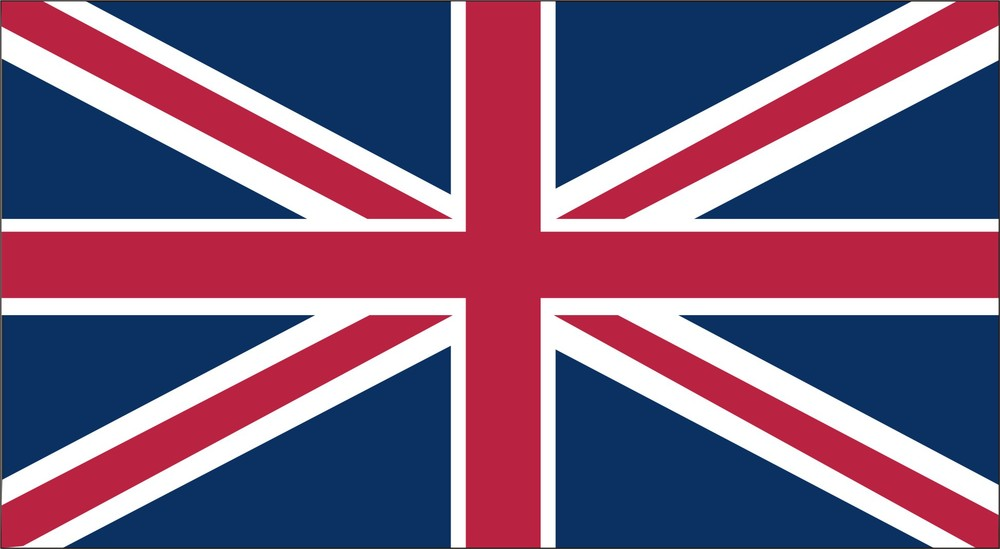 "The Union Jack   of Great Britain  , as well as its descendant flags throughout the commonwealth, ""make reference to three Christian patron saints: the patron saint of England, represented by the red cross of Saint George, the patron saint of Ireland, represented by the red saltire   of Saint Patrick, and the patron saint of Scotland, represented by the saltire of Saint Andrew."" (Wikipedia)"