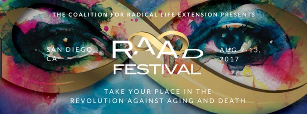 Meet us at RAADFEST - San Diego CA, AUG 9-13 2017