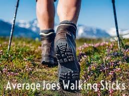 Average Joes Walking Sticks