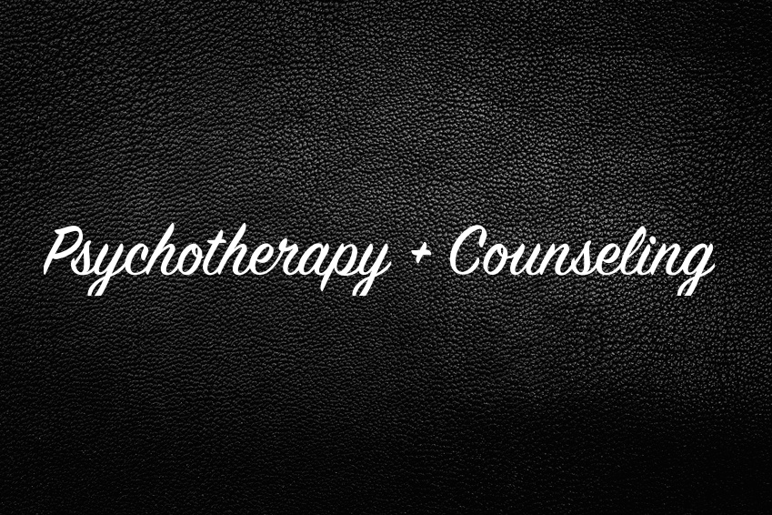 nyc therapist + psychotherapist