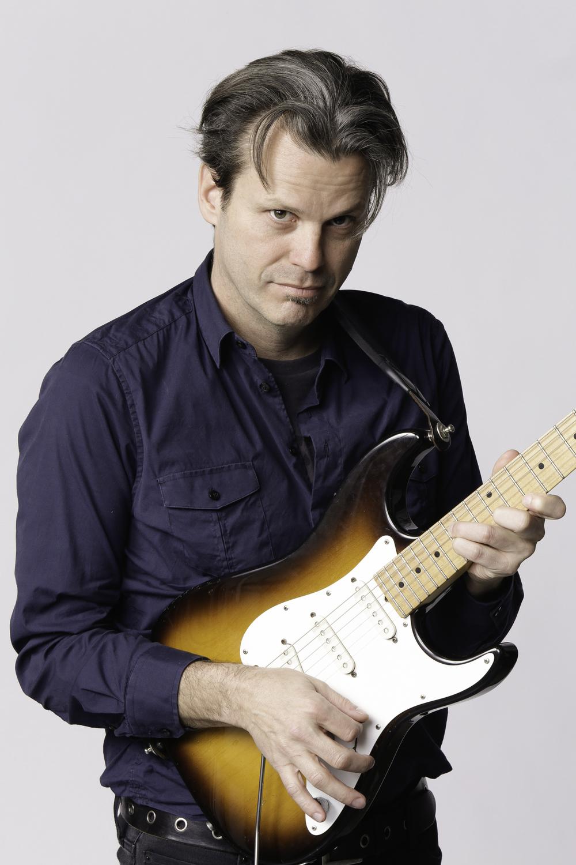 C. KINSEY, guitar