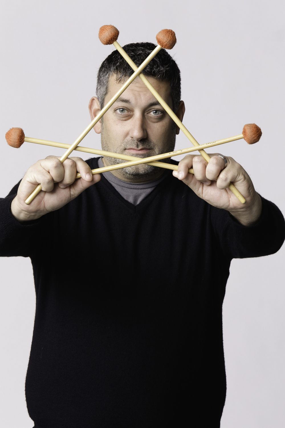 PAUL MURR, percussion