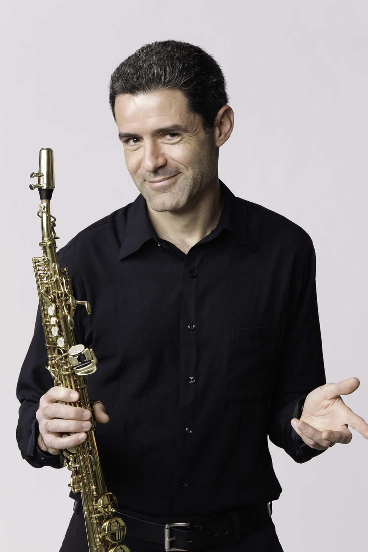 RYAN KAUFFMAN, saxophones