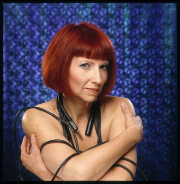 Special guest pianist Kathleen Supové