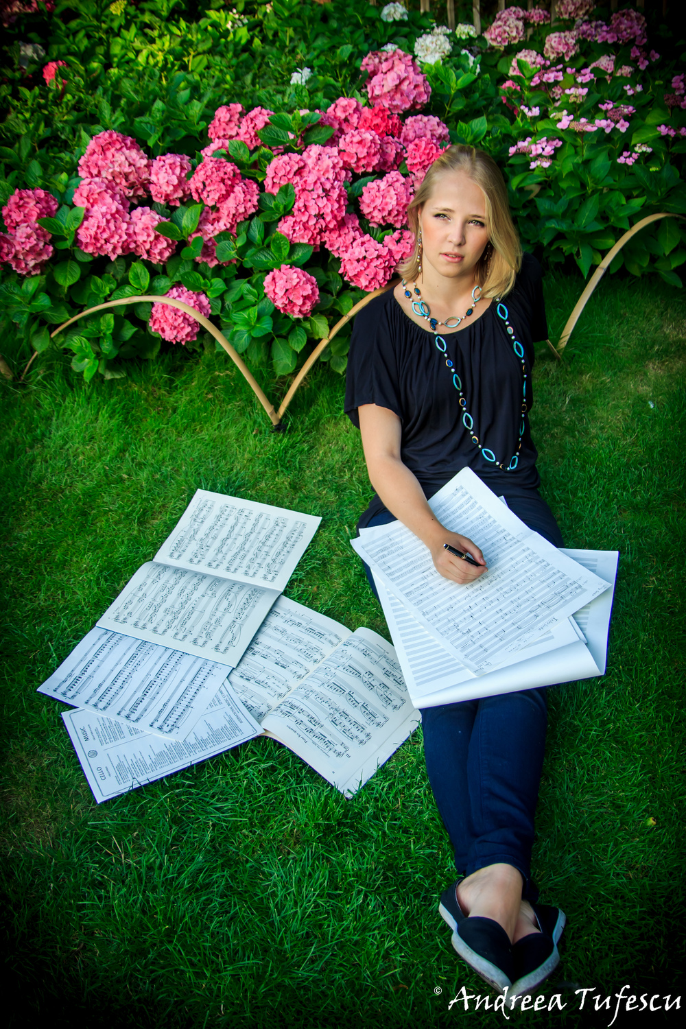 Composer DANI HOWARD