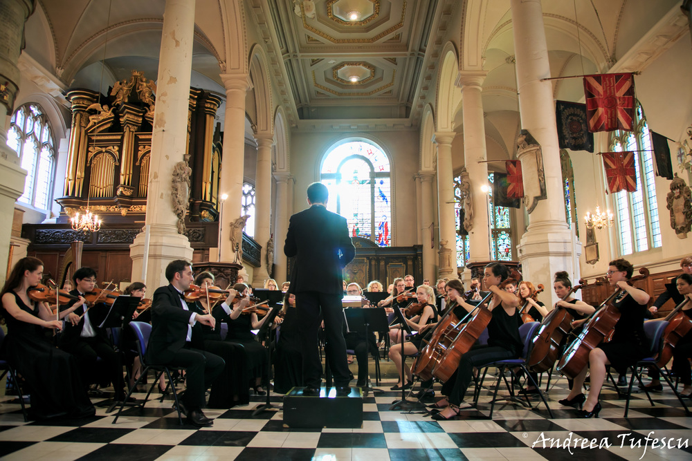 London City Orchestra - Summer Concert (July 2015)
