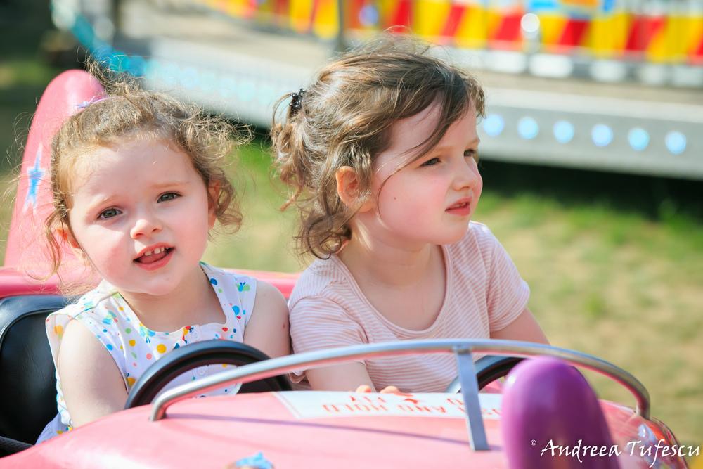 Sisters' Summer Fun