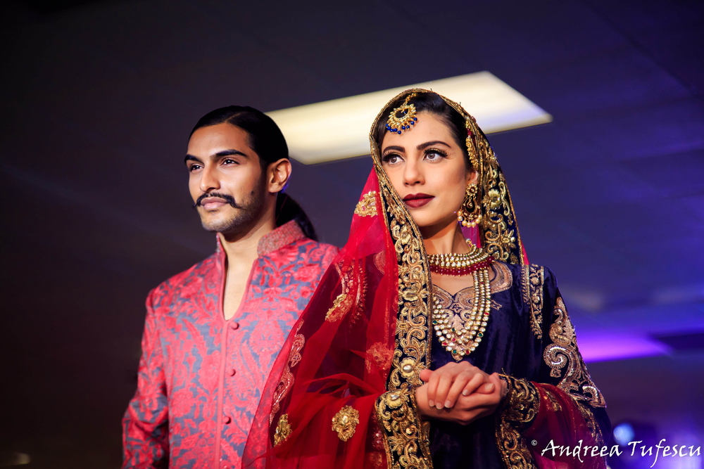 Asian Bride Live Show by London photographer Andreea Tufescu