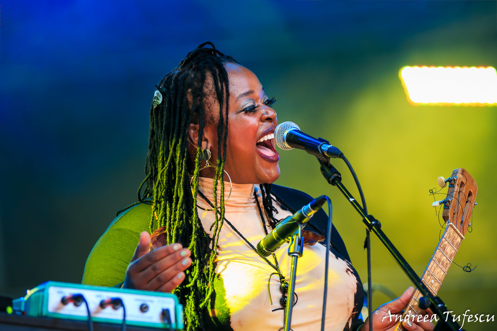 Canary Wharf Jazz Festival 2015 by London photographer Andreea Tufescu