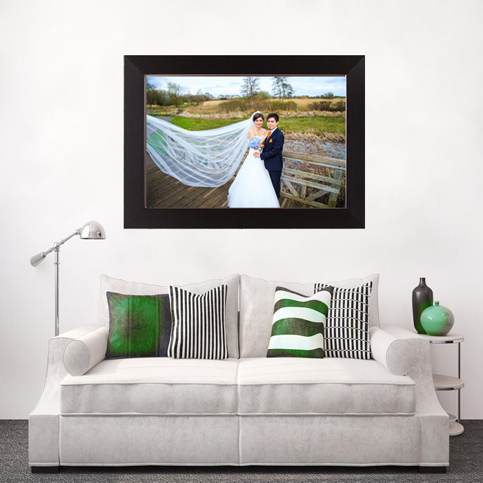 Wedding and Portrait Photography Products - Display - Framed Print