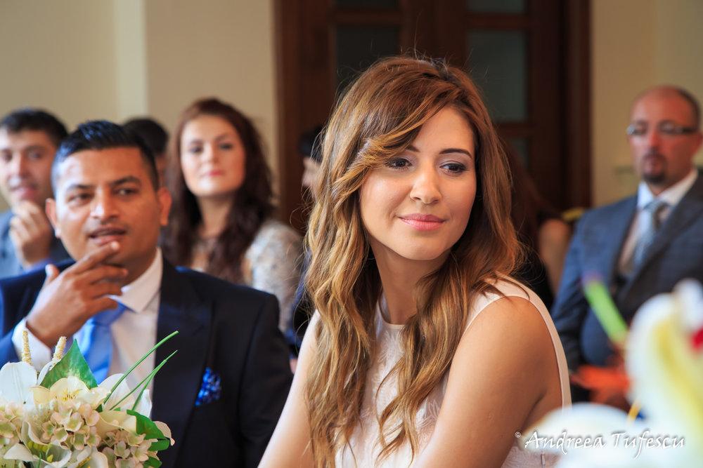 Wedding Photography by Andreea Tufescu - R & A Alternative Wedding - Country Pub wedding and Civil Ceremony Maidenhead UK